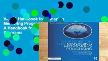 View A Handbook for Managing Mentoring Programs Ebook A Handbook for Managing Mentoring Programs