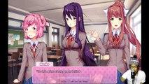 ... I DON'T WANT TO DO THIS ANYMORE :((( | Doki Doki Literature Club | #5