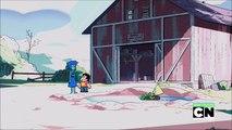 Steven Universe - A Lake For Lapis (Clip) Barn Mates