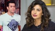 Salman Khan is Big Reason why Priyanka Chopra walked out of 'Bharat' | FilmiBeat