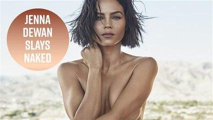 Jenna Dewan sizzles in full nude photoshoot