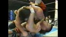 Masa Chono/Hiroyoshi Tenzan vs The Steiner Brothers (New Japan July 15th, 1995)