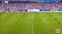 Pierre-Michel Lasogga Goal - Hamburger SV vs Monaco 3-1 28/07/2018