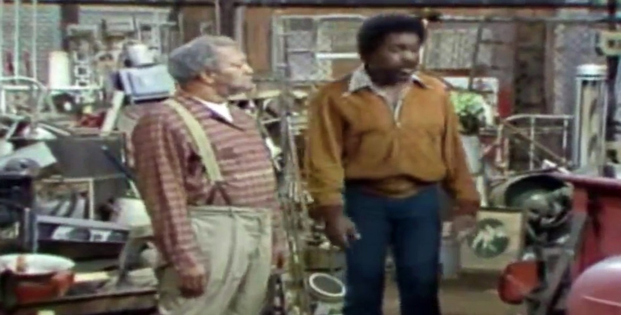 Sanford and Son S02 - Ep15 The Big Party HD Watch