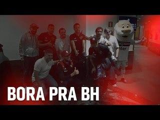 BORA PRA BH + TÔ EM CASA | SPFCTV