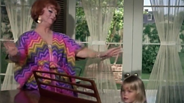 Bewitched S05 - Ep03 Samantha on the Keyboard HD Watch