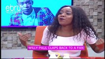 Willy Paul Claps Back At A Fun