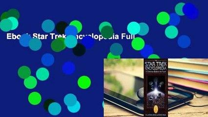 Ebook Star Trek Encyclopedia Full