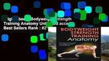 Digital book  Bodyweight Strength Training Anatomy Unlimited acces Best Sellers Rank : #2