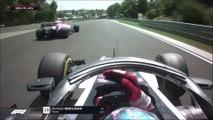 Petite embrouille entre Romain Grosjean et Esteban Ocon