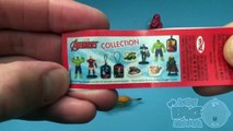 Learn A Word Marvel Avengers Surprise Egg Spelling Words Starting With L Lesson 3