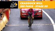 Lawson Craddock verra les Champs-Elysées ! / will see the Champs-Elysées! - Étape 20 / Stage 20 - Tour de France 2018