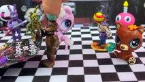 Five Nights A Freddys Set 2 Two Funko Vinyl Freddy, Bonnie, Spring trap, Balloon Boy Game