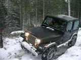 RANDO BLANCHE JEEP ONLY