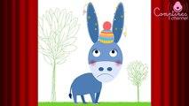 Mon âne ♫ Comptines et chansons classiques & Comptines maternelles pour bébé en français