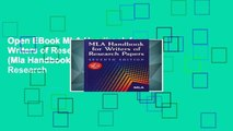 Open EBook MLA Handbook for Writers of Research Papers (Mla Handbook for Writers of Research