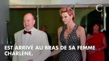 PHOTOS. Charlène et Albert de Monaco sublimes au gala de la Croix Rouge monégasque
