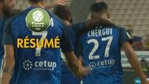 Grenoble Foot 38 - FC Sochaux-Montbéliard (1-0)  - Résumé - (GF38-FCSM) / 2018-19