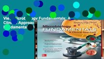 View Microbiology Fundamentals: A Clinical Approach Ebook Microbiology Fundamentals: A Clinical
