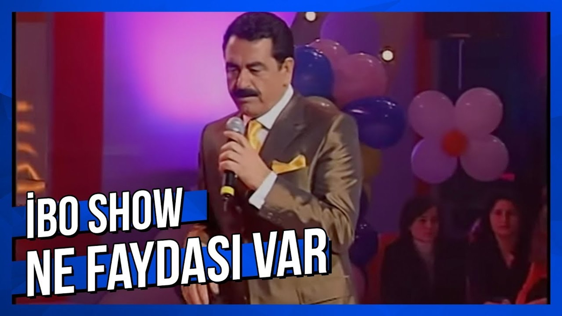 Ne Faydası Var - İbrahim Tatlıses - Canlı Performans