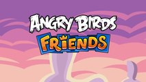 Angry Birds Friends Holiday Tournaments new