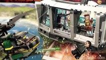 Lego Iron Man 3 Malibu Mansion attack - video dailymotion