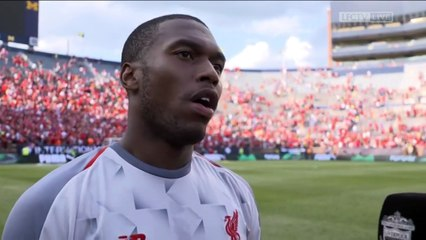 Sturridge Interview