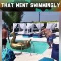 Just keep swimming, just keep swimming!!