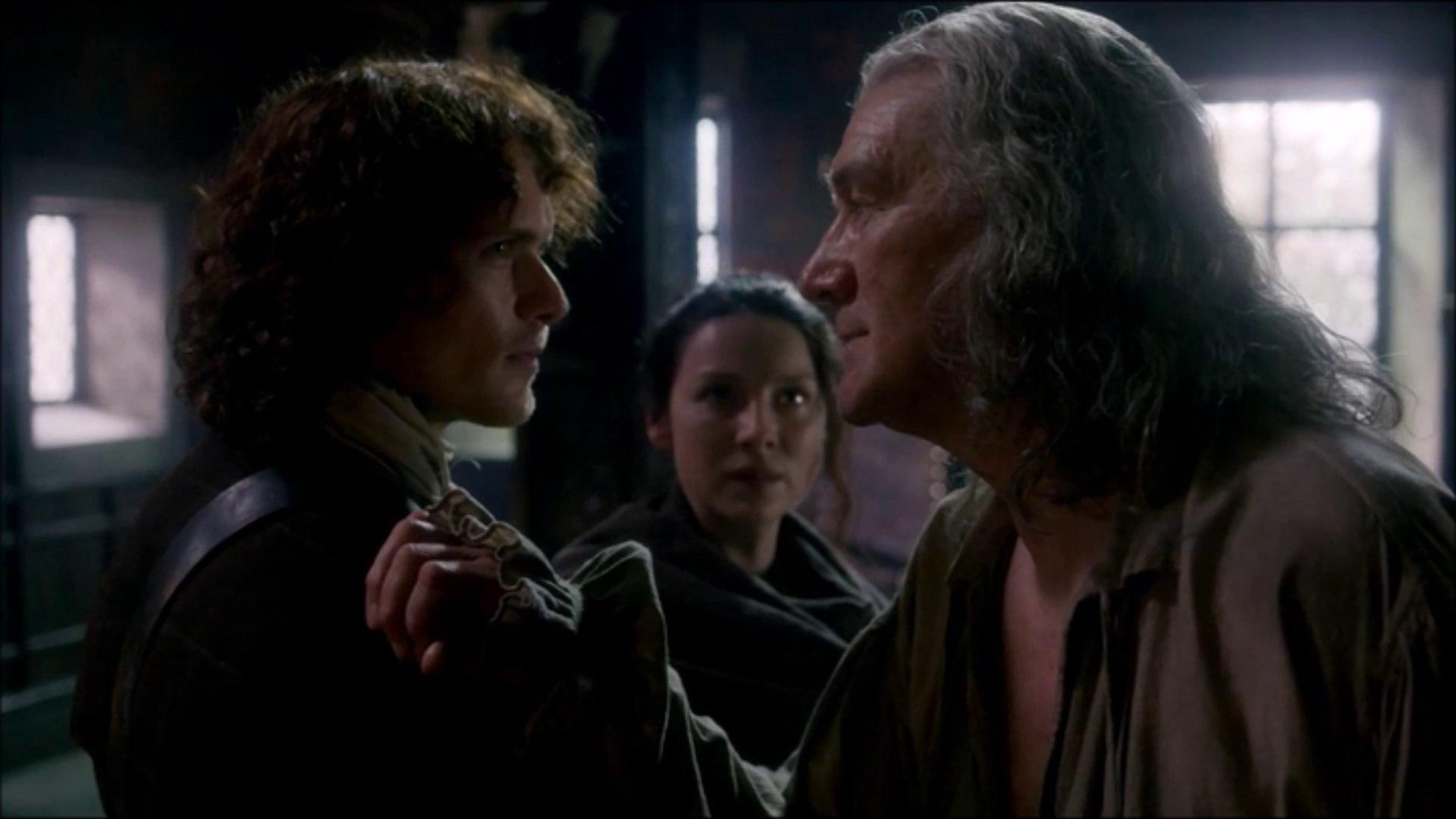 Cat's Recap of Outlander Episode 208 - The Fox's Lair