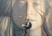 Israeli Police Arrest Italian Artists Painting Mural of Ahed Tamimi