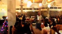 Day two jazz group performance at Embasoira Hotel. Don't miss the last performance tomorrow at Cinema Asmara! have fun!!!
