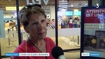 SNCF : le trafic encore perturbé à la gare Montparnasse