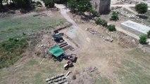 İlk Kadın Başkanın Anıt Mezarı Gün Yüzüne Çıkarılıyor