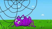 Laraignée Gipsy - Comptines est chansons pour enfants