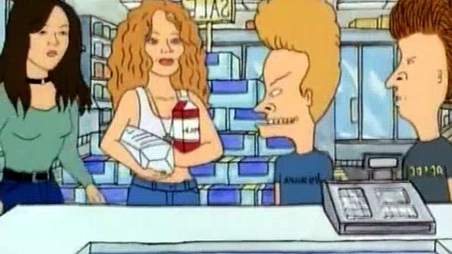 Beavis and Butt-Head S05E37 - Another Friday Night