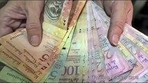 ULTIMA HORA: MADURO HACE RID.ICU.LO MUNDIAL CON NUEVA MONEDA