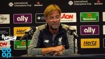 """Shaqiri Isn't Normal!"" Klopp Press Conference   Man Utd 1-4 Liverpool"
