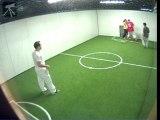 foot salle BOX PLAYER technique de goal...