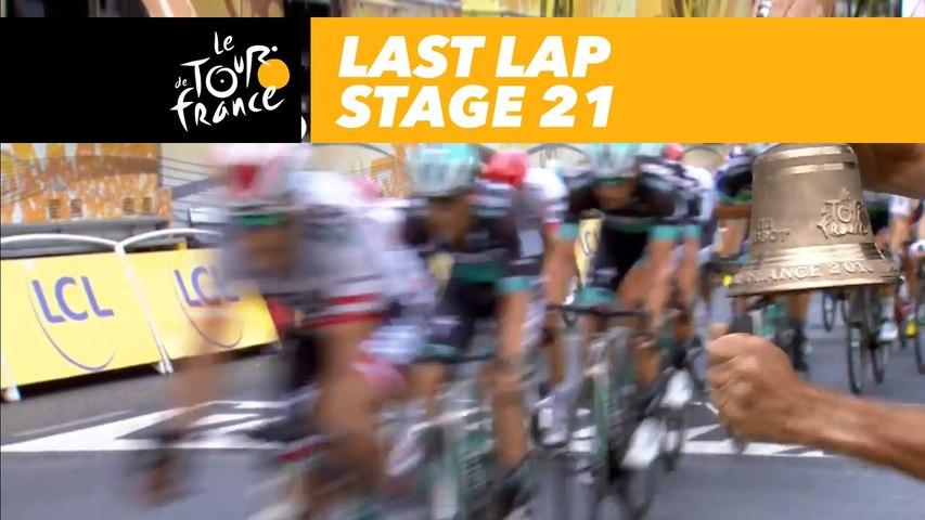 Dernier tour sur les Champs Elysées / Last lap on the Champs Elysées - Étape 21 / Stage 21 - Tour de France 2018