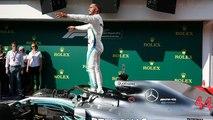 Hamilton triunfa no GP da Hungria