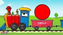 shapes train ,  shapes for children ,  2d shapes ,  shapes song