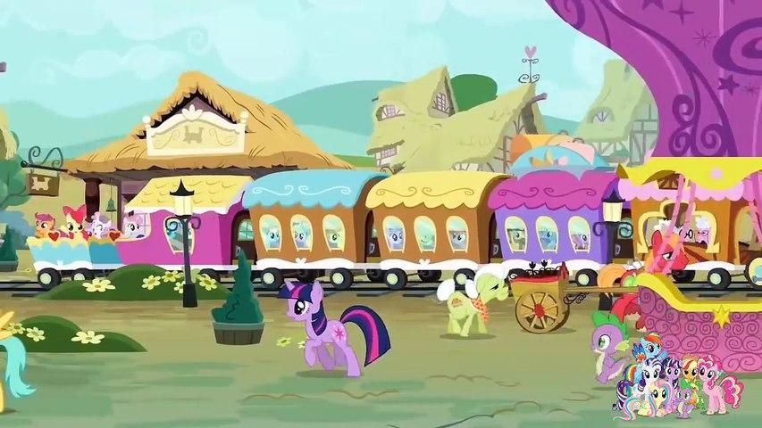 My Little Pony Paciencia y Amistad T.03 E.10 (Parte 1/4) (Español Latino)