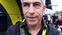 """Tour de France 2018 - Dominique Arnould : """"Sylvain Chavanel est extraordinaire, c'est incroyable"""""""