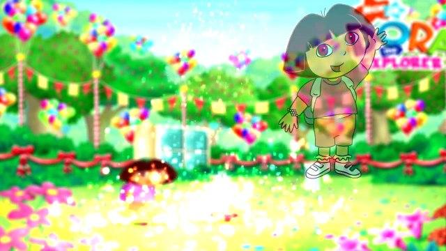 Dora Finger FamilyRhymes for kids