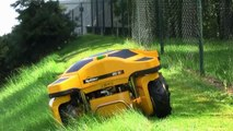 Extreme lawn mower Spider Mini RC
