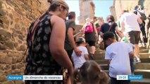 Auvergne : un dimanche de vacances