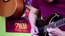 Rainbow Castle (Mario Party) Guitar Cover || ArnyUnderCover
