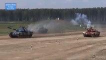 Batalla de Tanques 2018, Los Tanques Más Poderosos del Mundo Enfrentados.