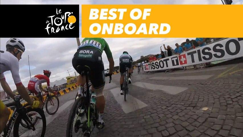Best of Onboard camera - Tour de France 2018