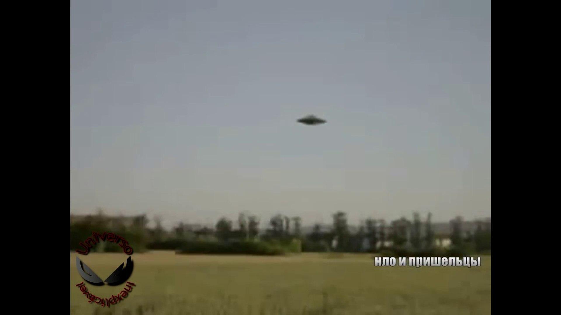 Excelente avistamento de OVNI 2018 Suposto UFO real teria sido gravado na Russia UFOs OVNIs
